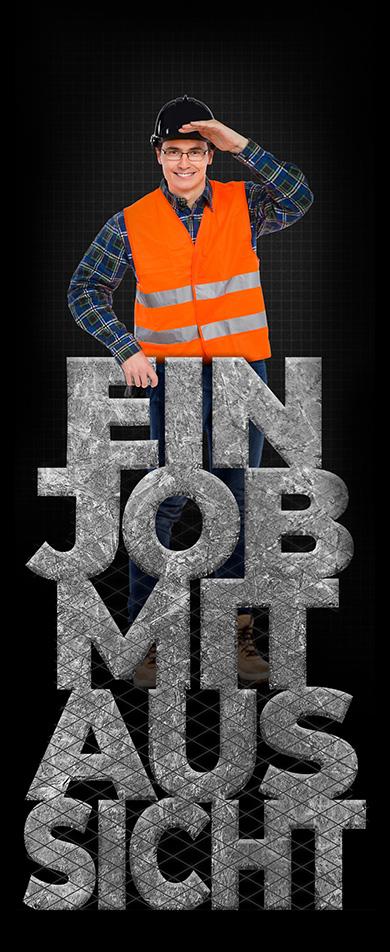 Ein Job mit Aussicht